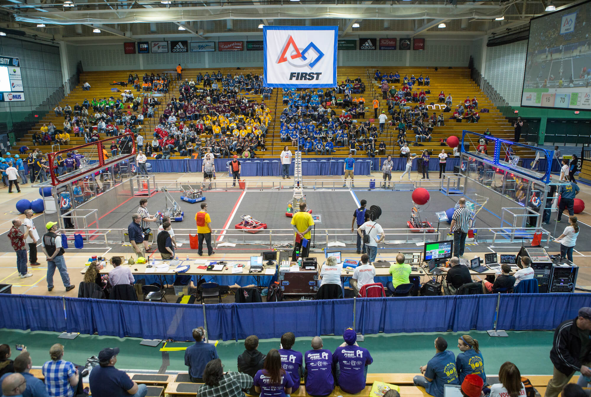 2019 FIRST Robotic competition