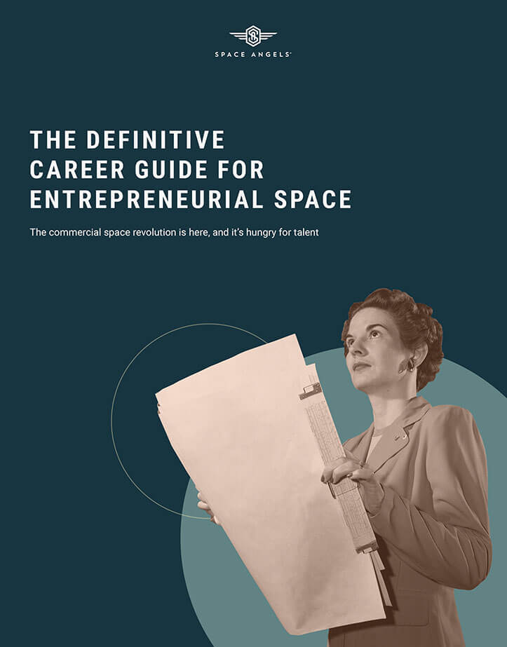 The Definitive Career Guide for Entrepreneurial Space report
