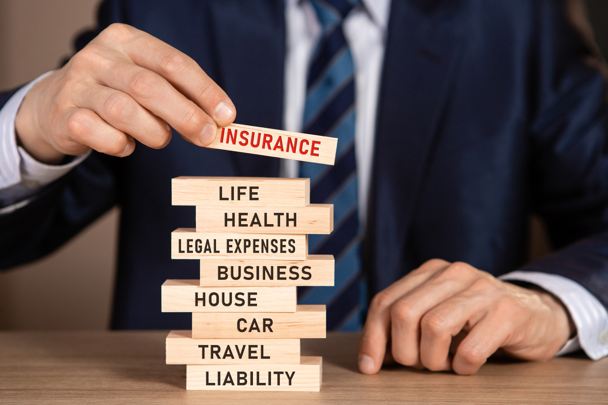 Insurance for all life events including health, home, car, business, and more
