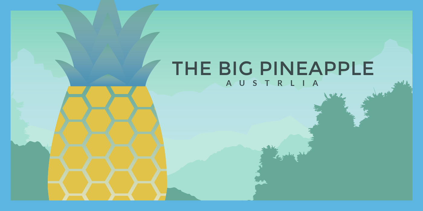 Illustration · The Big Pineapple