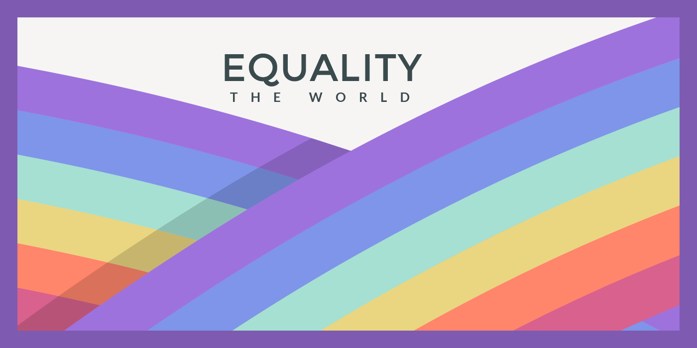 Illustration · Equality Flag