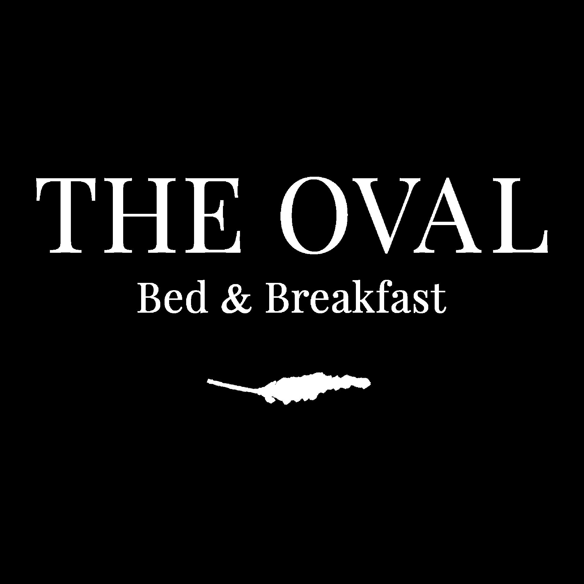 The Oval B&B Logo