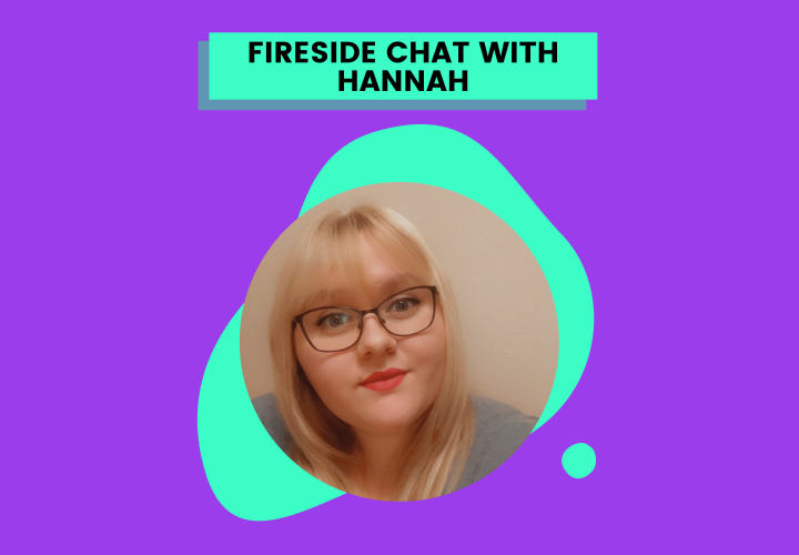 """FIREside chat with Hannah: """"I help people take control of their money"""""""