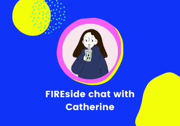 FIREside chat with Catherine: a law student by day, a Bitcoin investor by night
