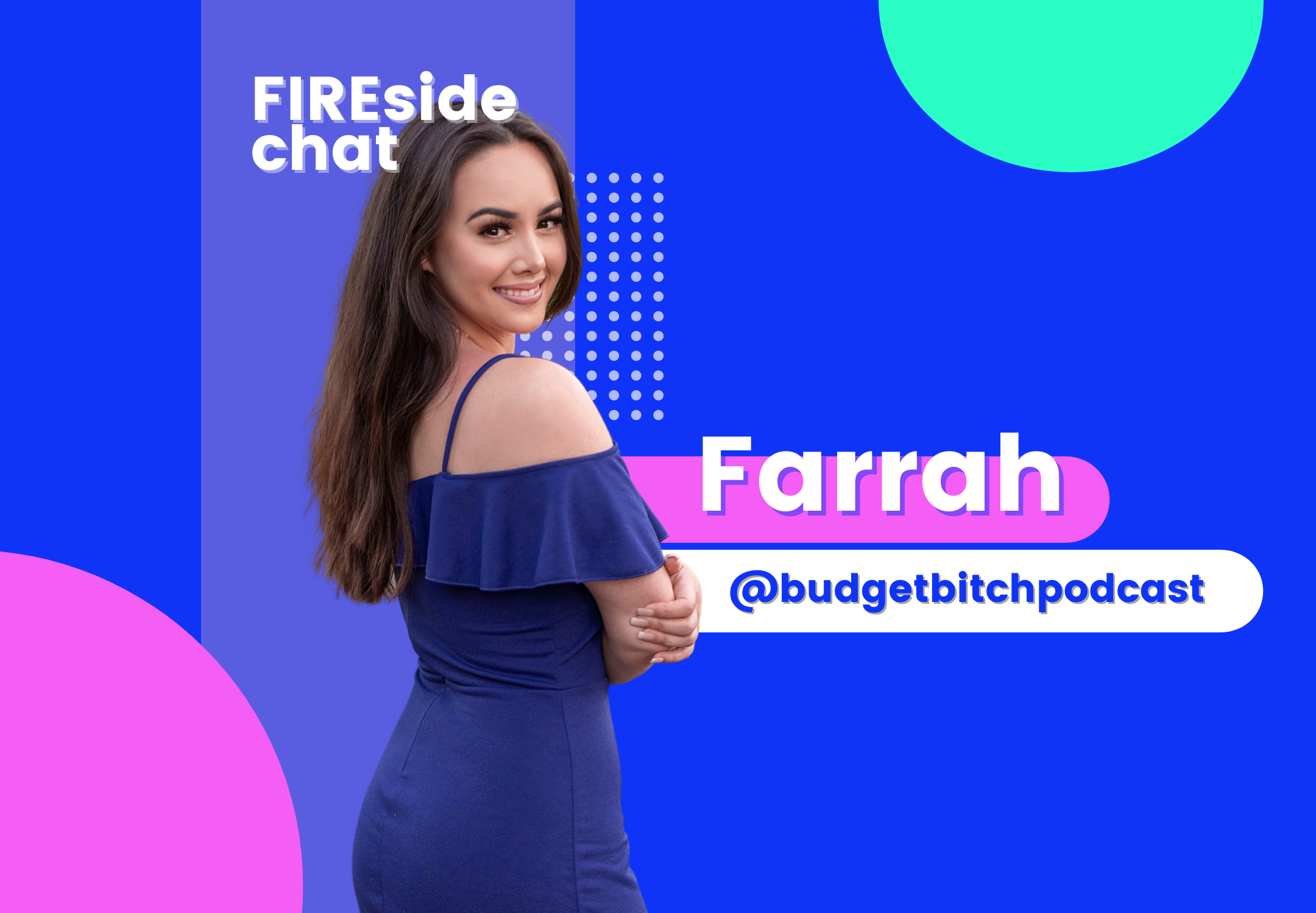 """FIREside chat with Farrah: """"There is a fine line between passion and obsession over money"""""""