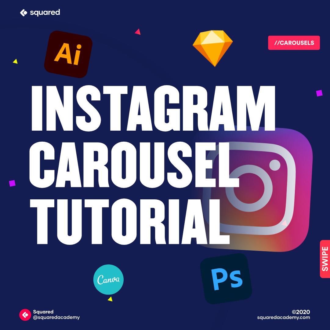 Instagram carousel tutorial