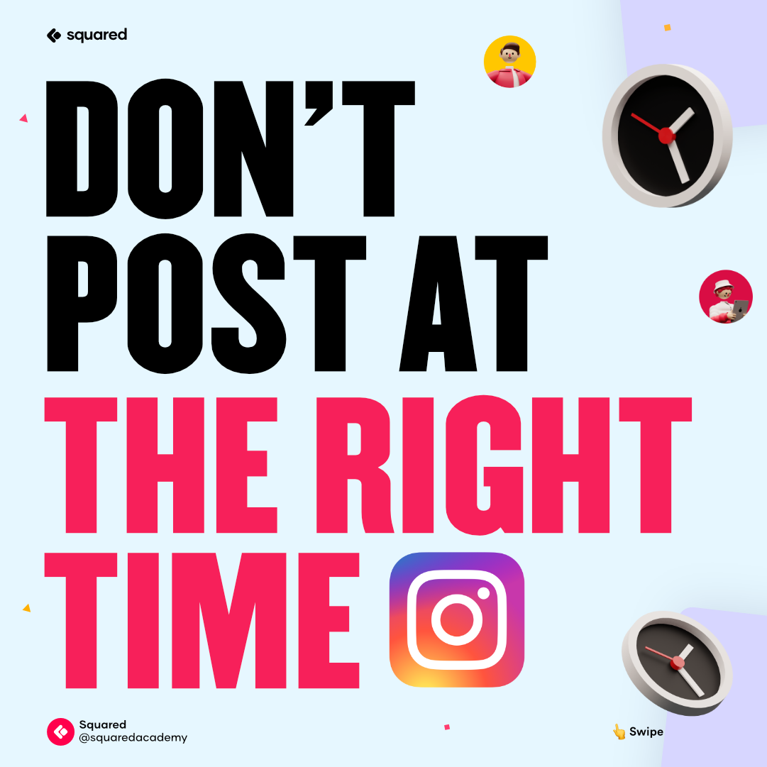 The Best Time To Post On Instagram In 2021