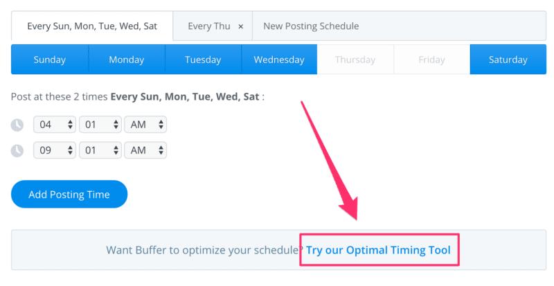 optimal-timing