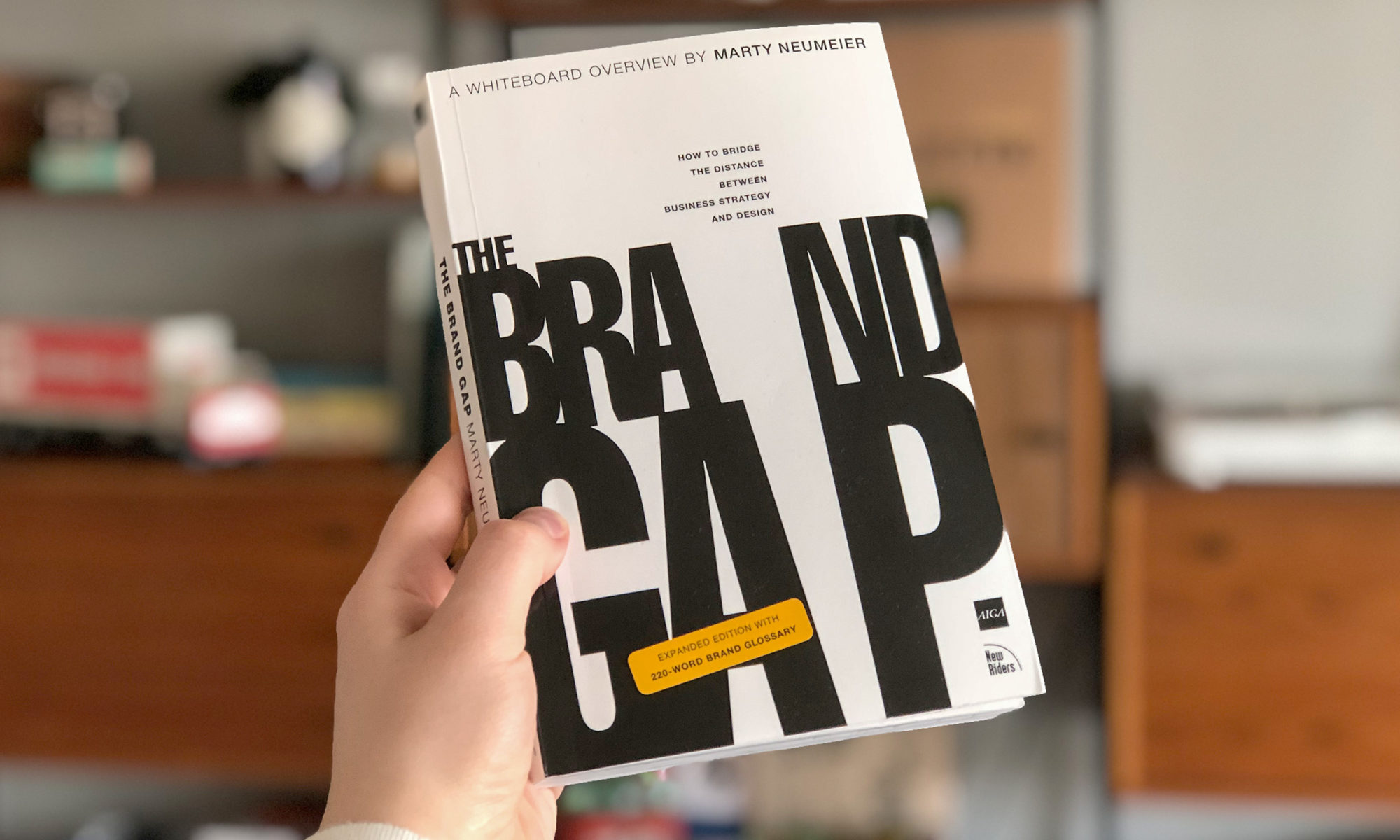 The Brand Gap | Valiant Creative Agency