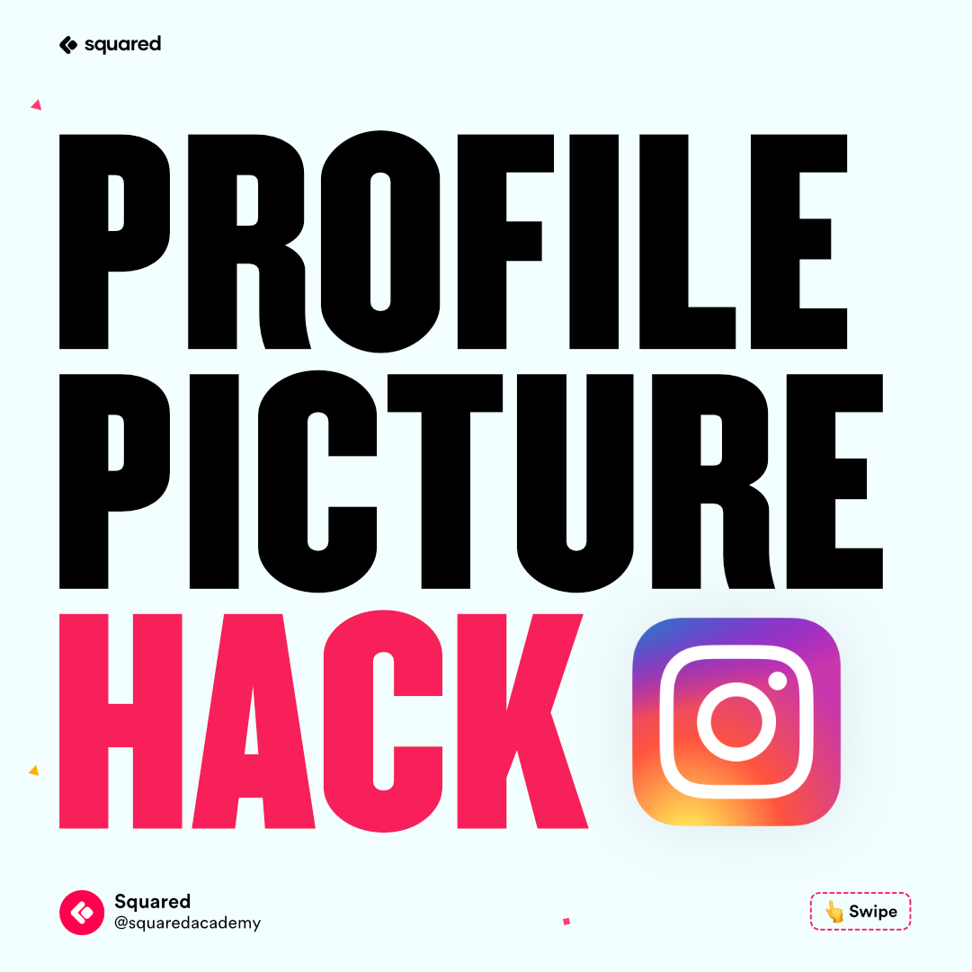 Instagram Profile Picture Hack