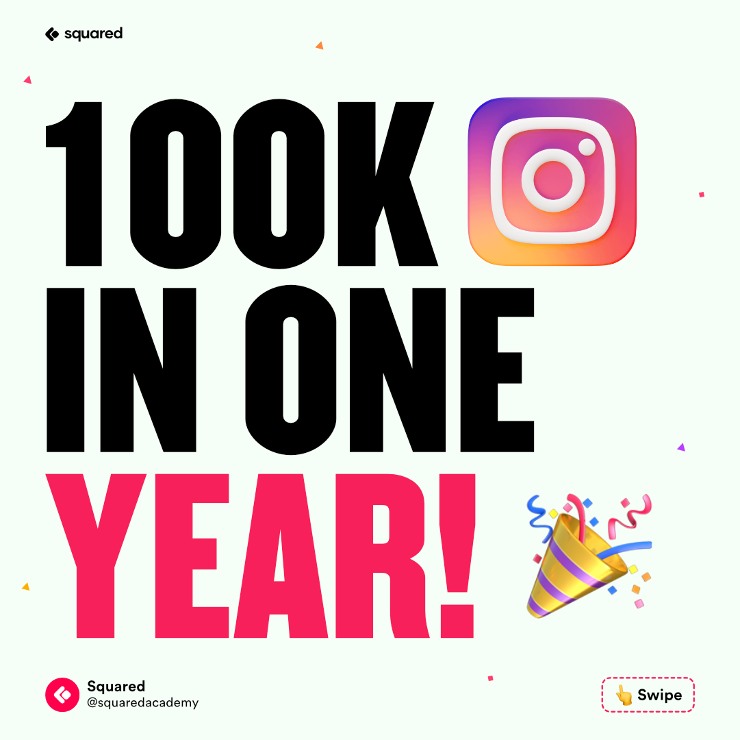 How We Grew To 100k Followers On Instagram