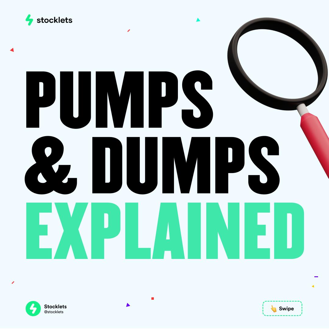 Pump & Dump's Explained