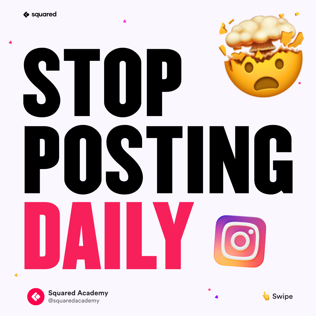 How to use the Supreme Strategy on Instagram