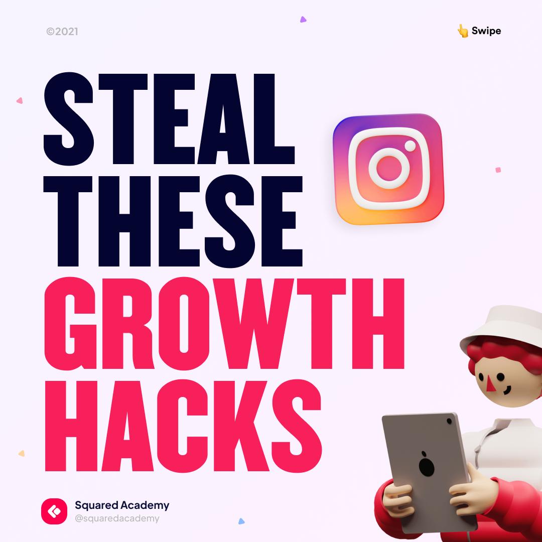Secret Instagram Growth Hacks For 2021