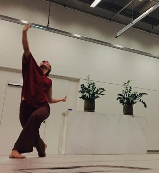 Video preview of Atlas 2 dance performance of Anna Kempin and other dancers, choreographed by Emanuele Soavi