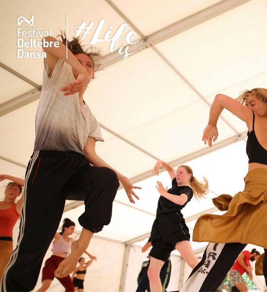 Photo gallery preview of Deltebre Dansa Festival 2018 - a two weeks intensive and international point of reference for dance, circus and performing arts