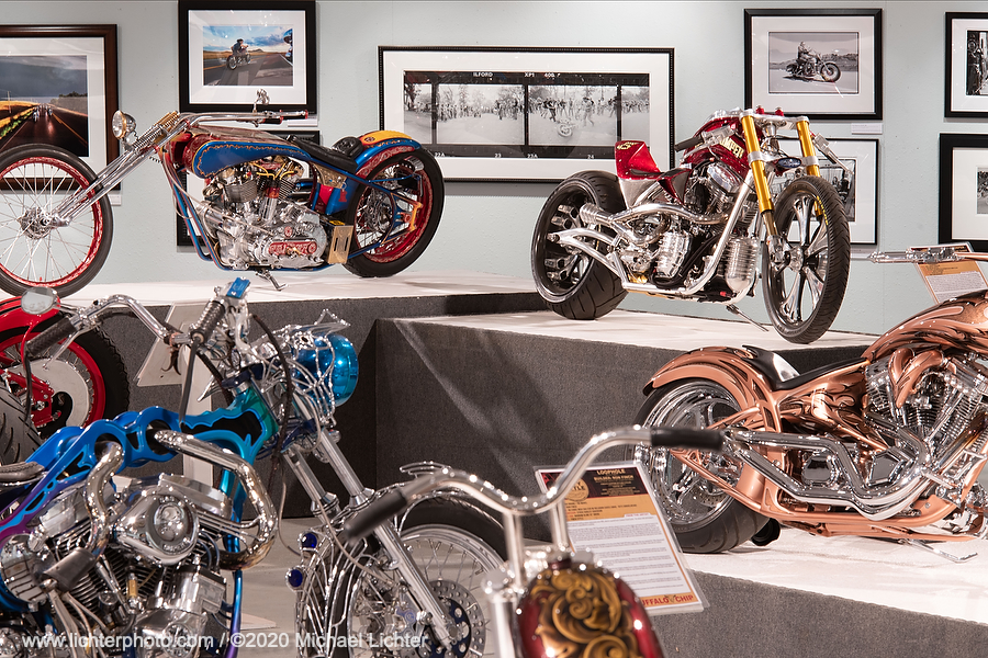 Roland Sands, Fred Cuba, Heavy Mettle, Motorcycles, Michael Lichter