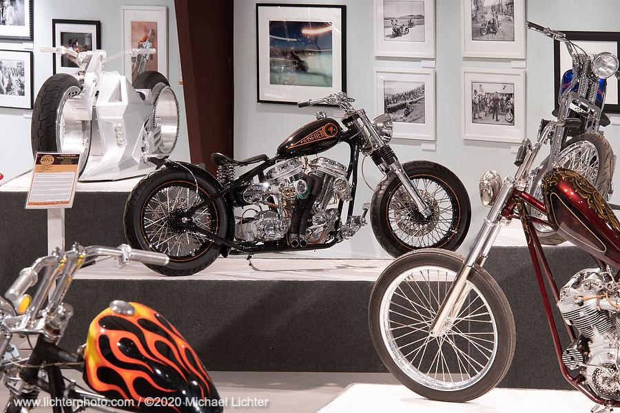 Steve Broyles, Heavy Mettle, Motorcycles, Michael Lichter, Photography