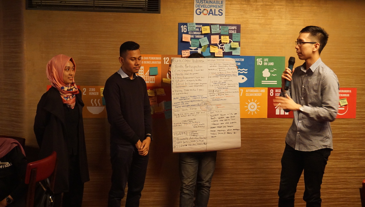 Learn about the SDGs