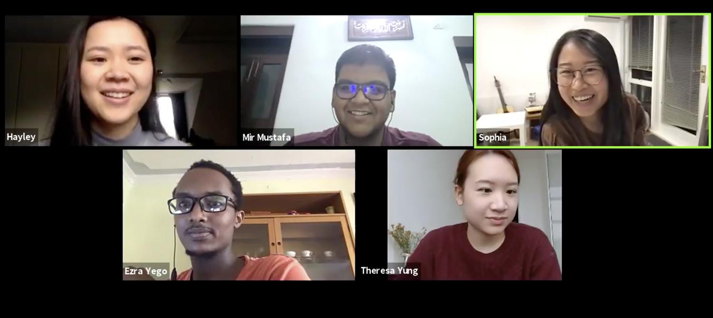 Global People & Culture Team