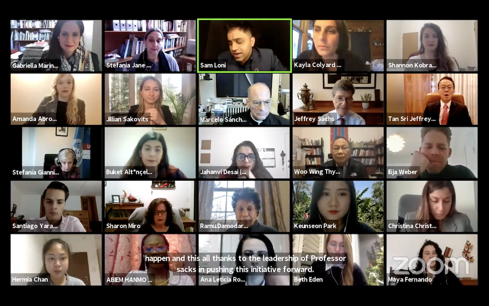 Global Events & Partnerships Team