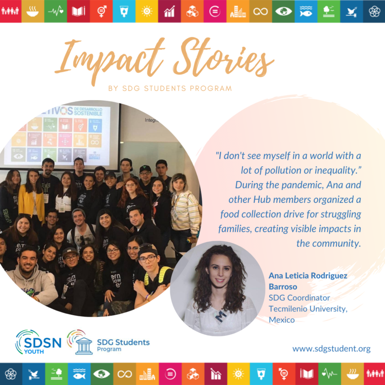 Case Study: Ana Leticia's story as a SDG Coordinator