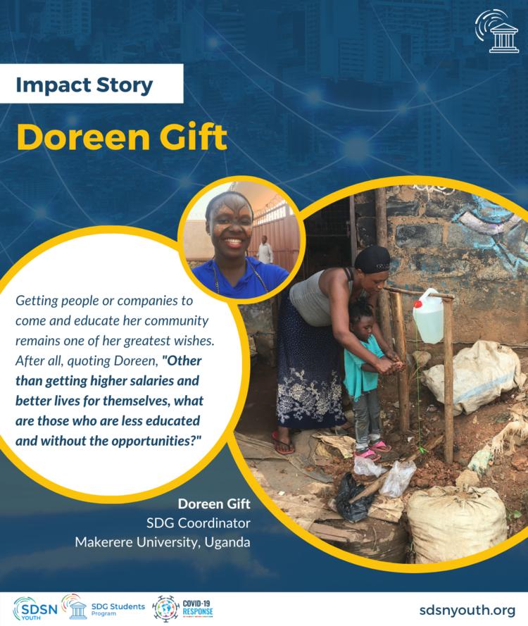 Case Study: Doreen's story as a SDG Coordinator