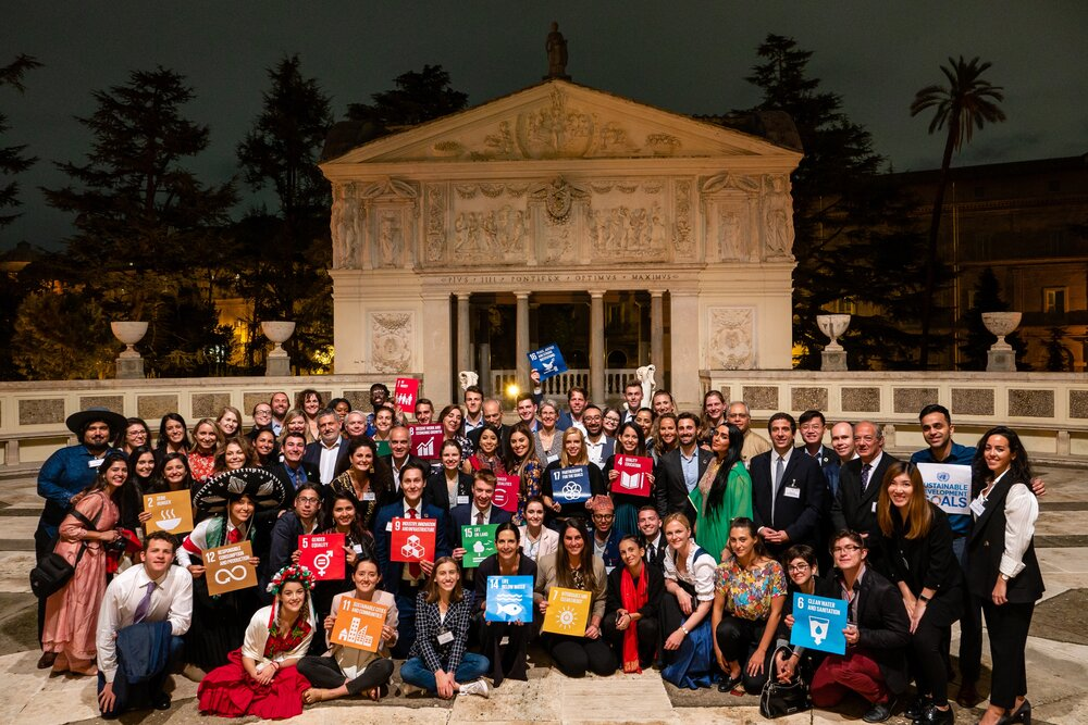 Vatican Youth Symposium Goes Virtual in 2020!