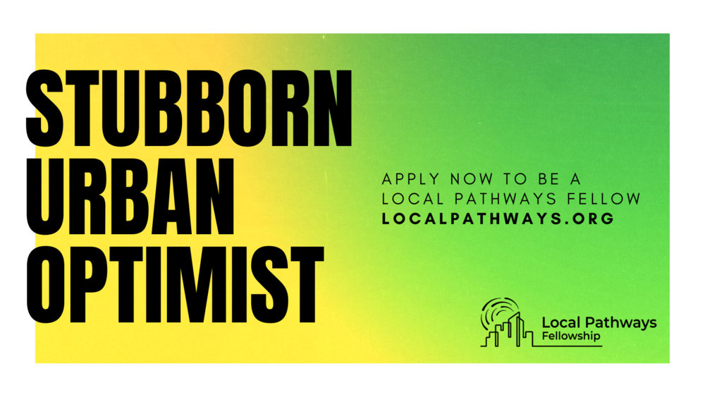 SDSN Youth is looking for stubborn urban optimists to advance sustainable development in cities