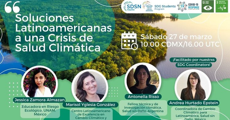 Latin American Solution to a Climate and Health Crisis