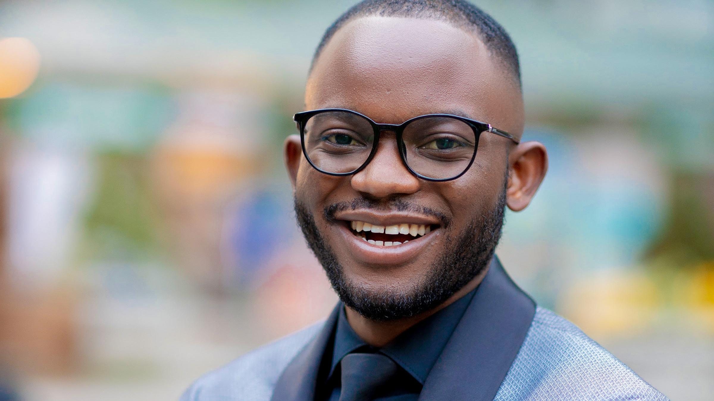 SDSN Youth announces Brighton Kaoma as Global Director