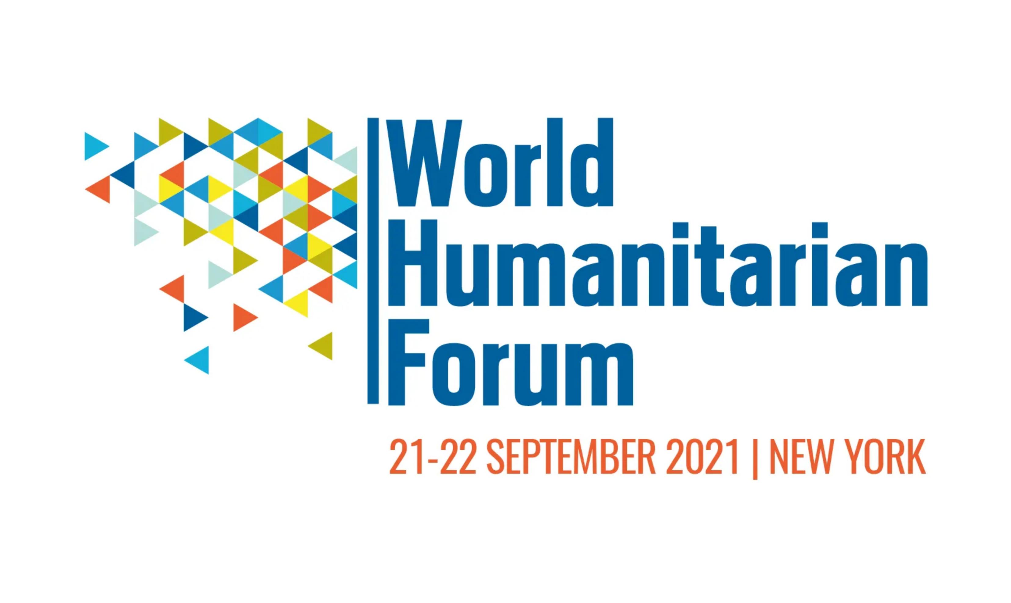 Global Director Brighton Kaoma to speak at the World Humanitarian Forum 2021