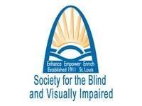 St Louis Society for the Blind and Visually Impaired Logo