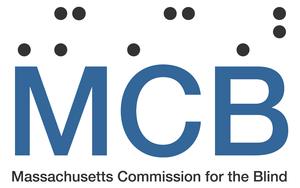 Massachusetts Commission For the Blind Logo