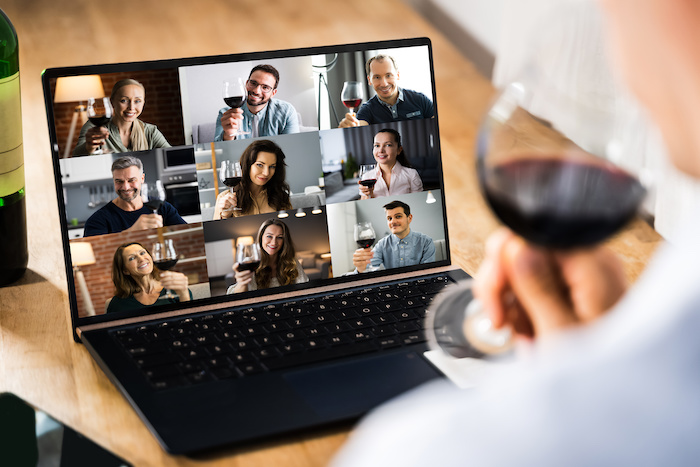 Digital Wine Tasting