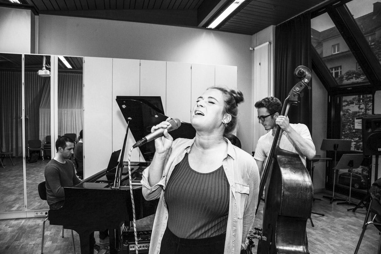 Jazzband, Bolandi Trio, live in München 2019