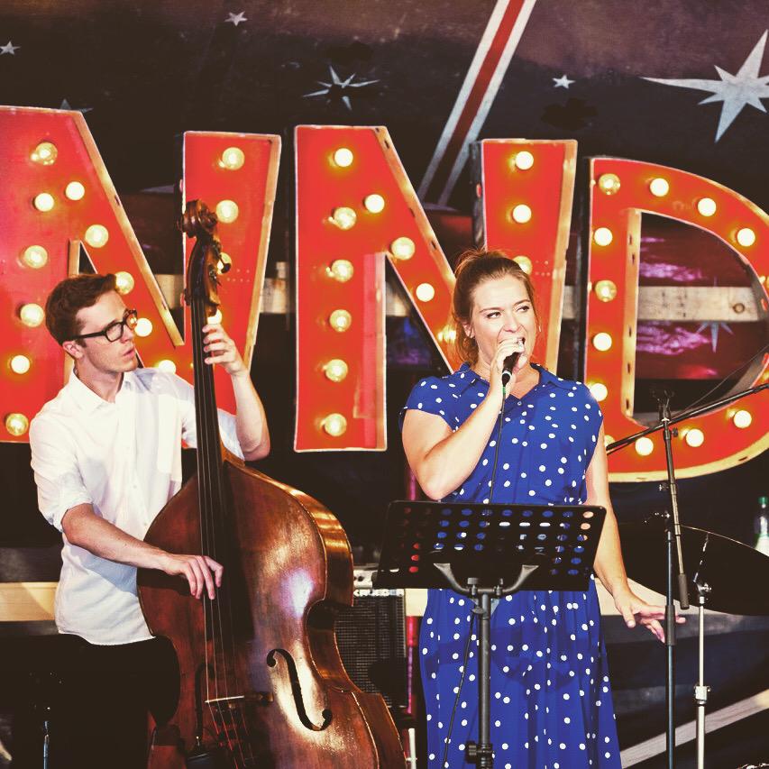 Live Band, Bolandi Trio, im Wannda Circus 2018
