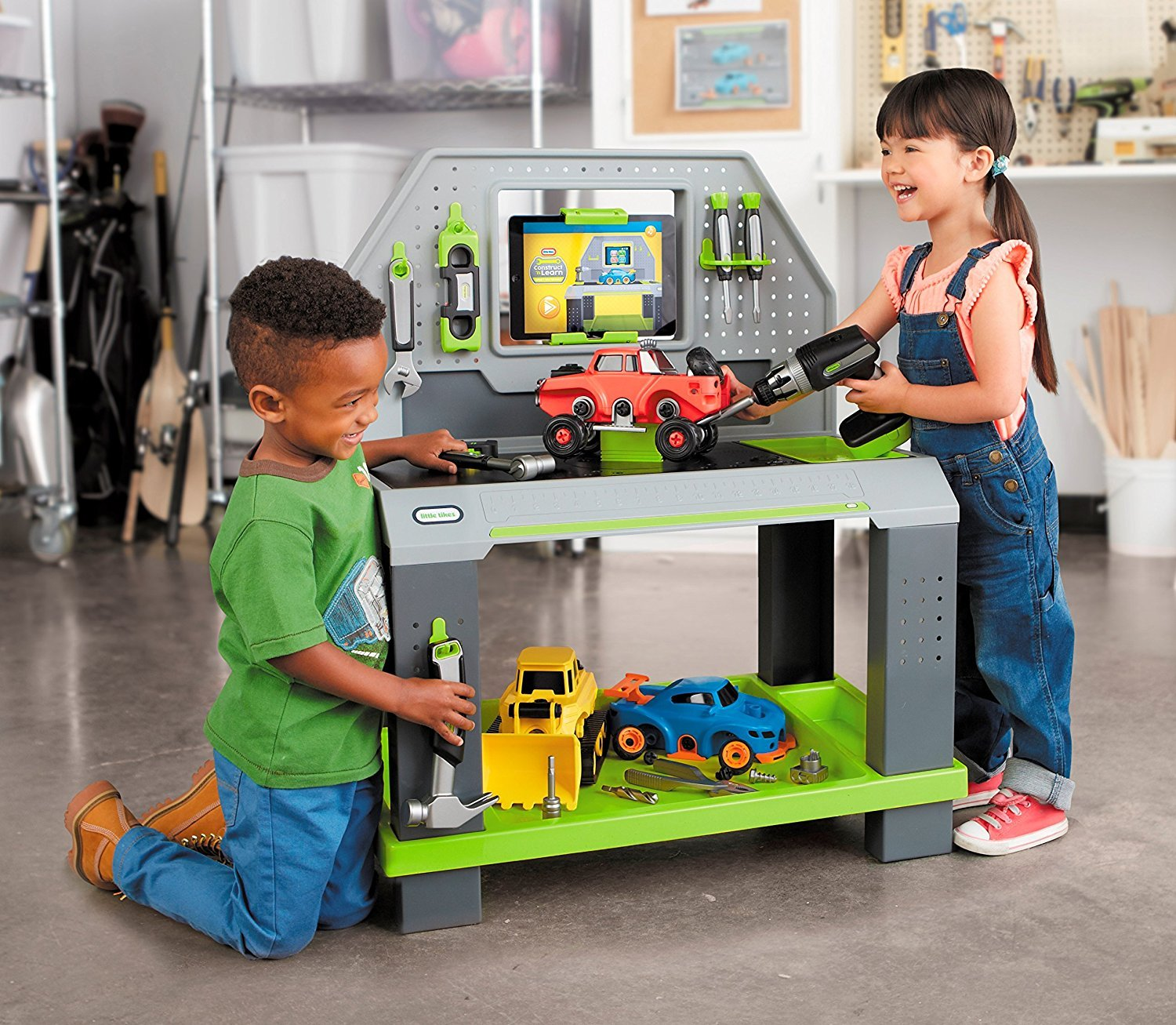 Little Tikes Builder