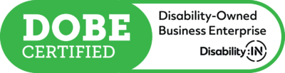 Disability-Owned Business Enterprises Logo