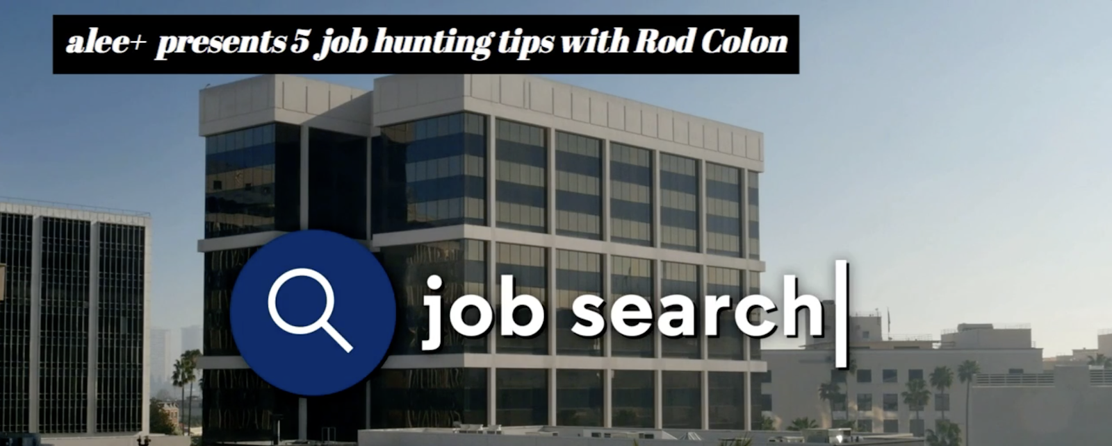 How to find a job during the pandemic