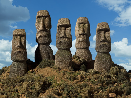 Easter Island: Ancient Mysteries in a Modern World.