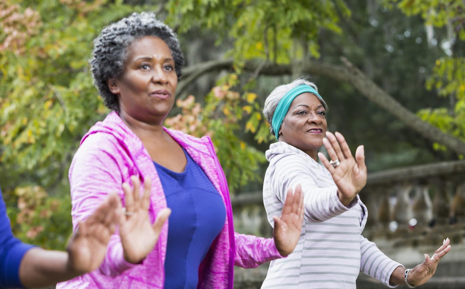 Moving Towards Wellness Through Tai Chi