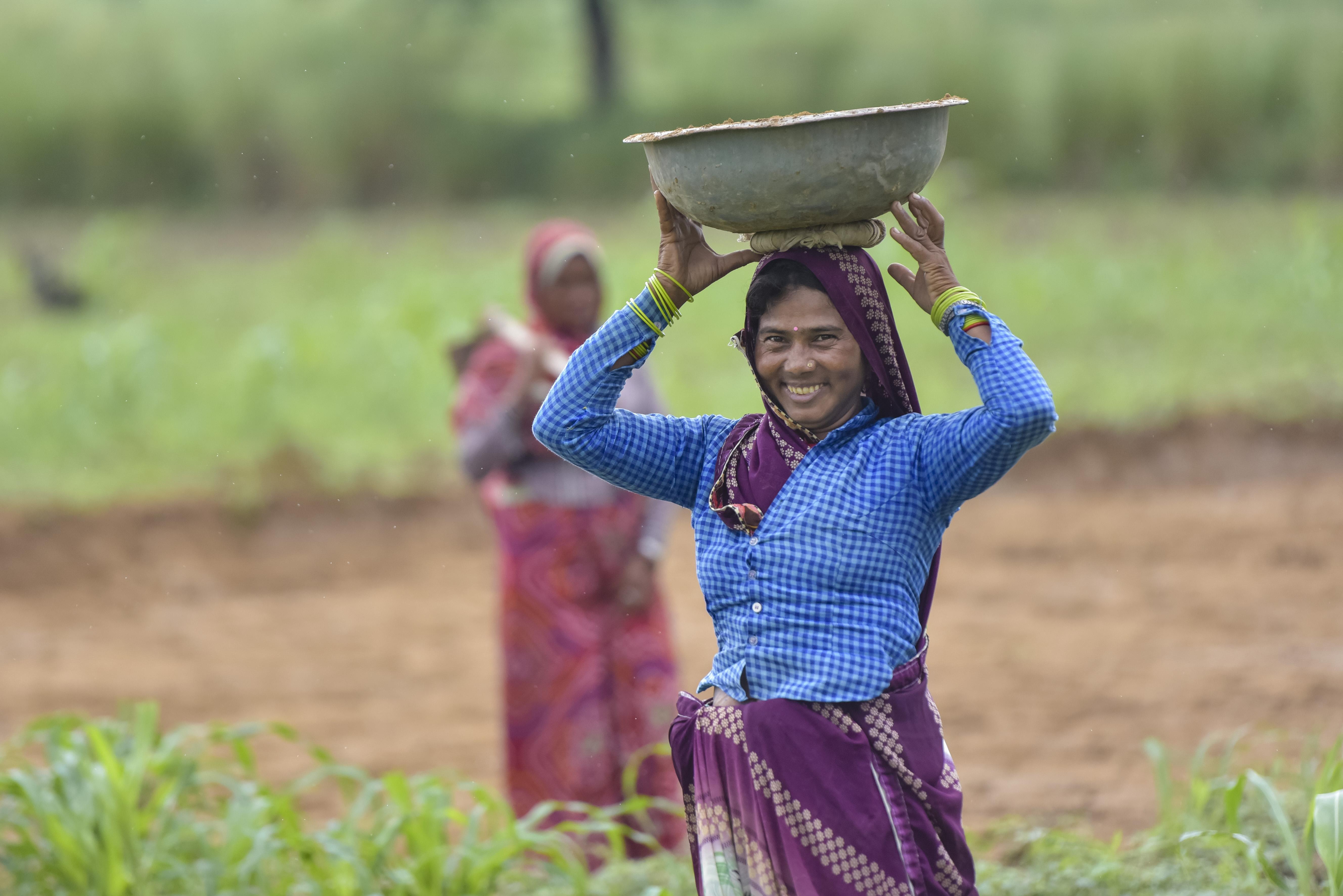 MNREGA worker