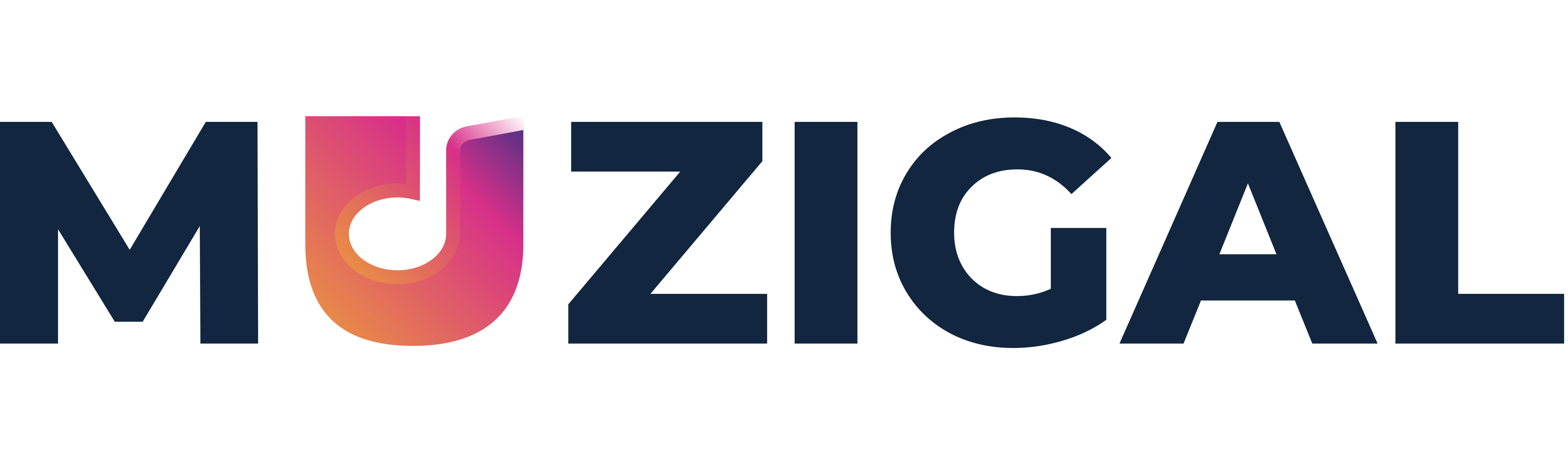 Muzigal Brand Launch Campaign