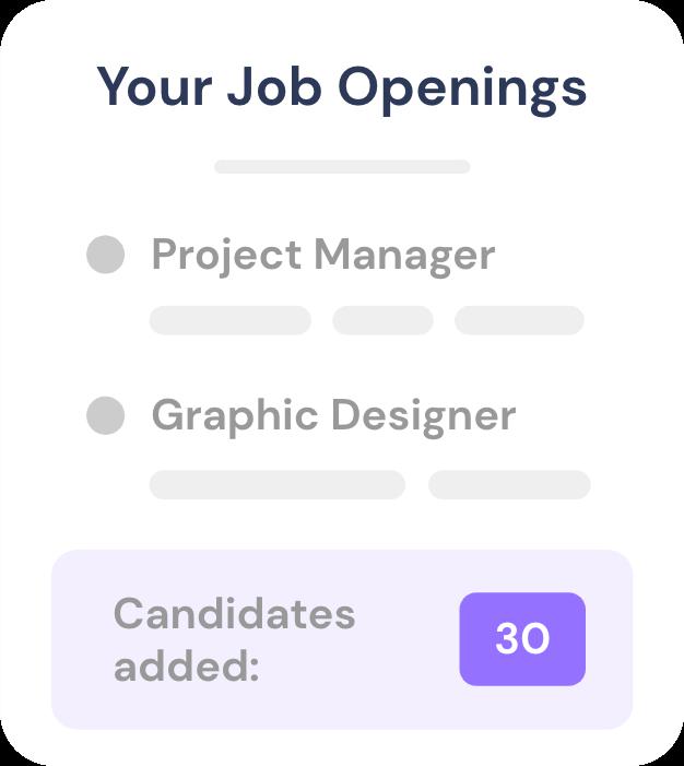 You job openings \