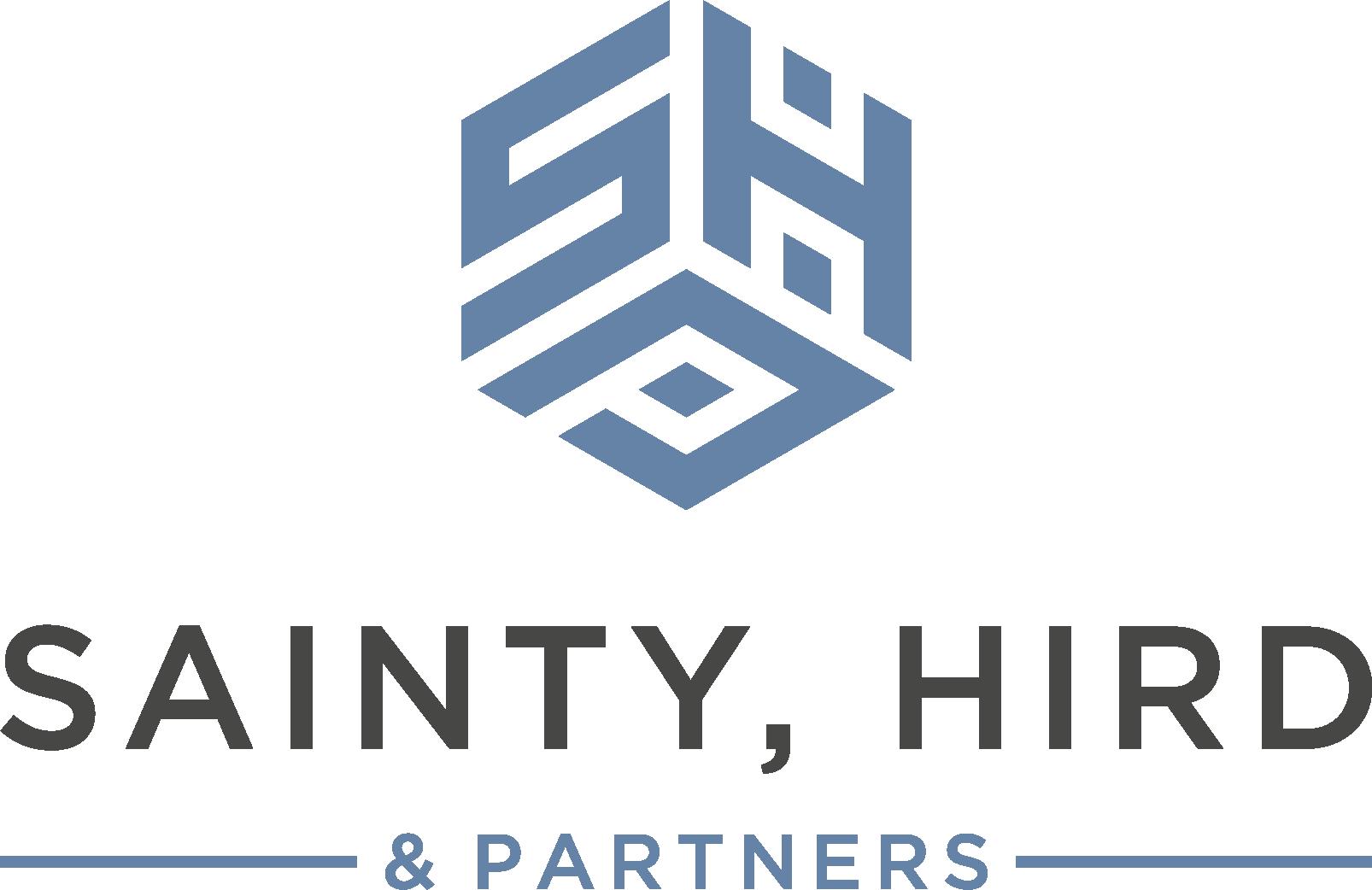 Sainty, Hird & Partners logo