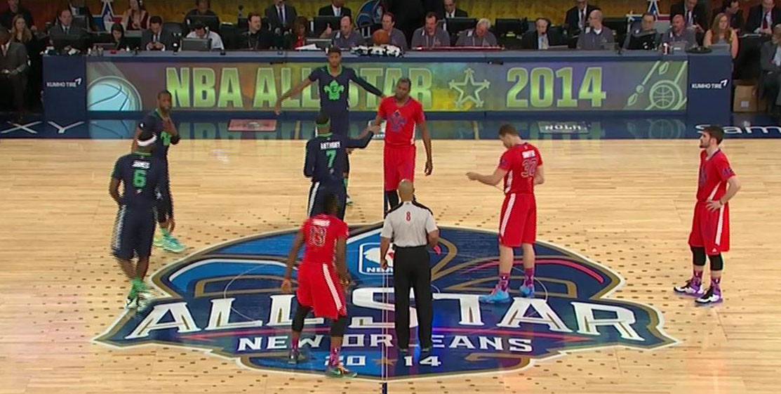 ANC and NBA partner on 2017 All-Star game