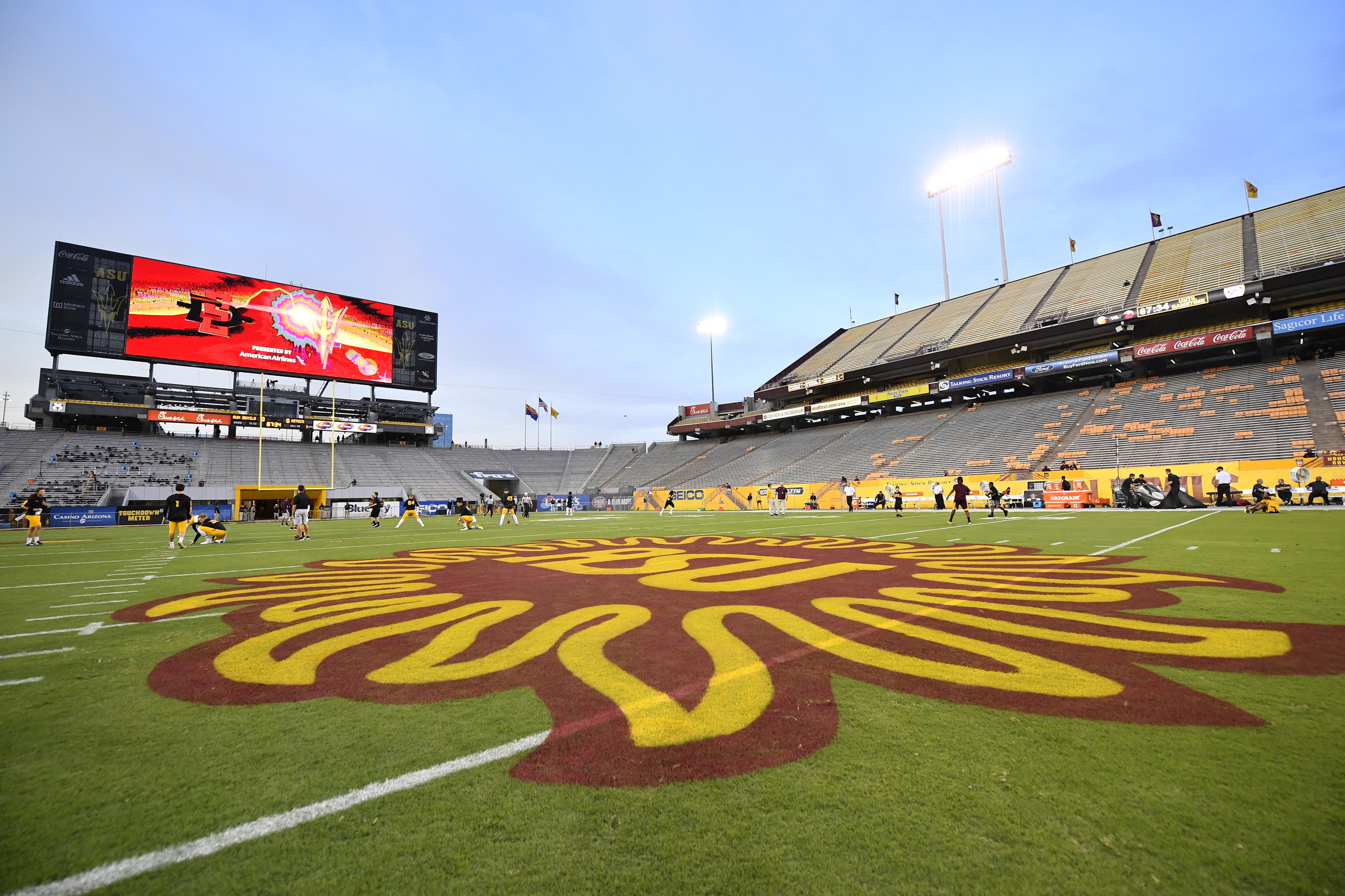 Arizona State University partners with ANC on new video display