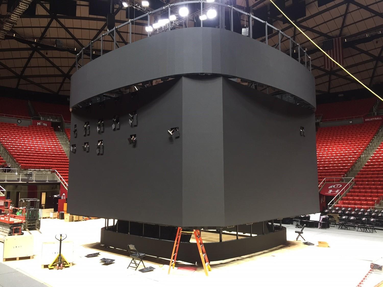 North Ridge Construction, Inc. and ANC partner to renovate University of Utah's Jon M. Huntsman Center