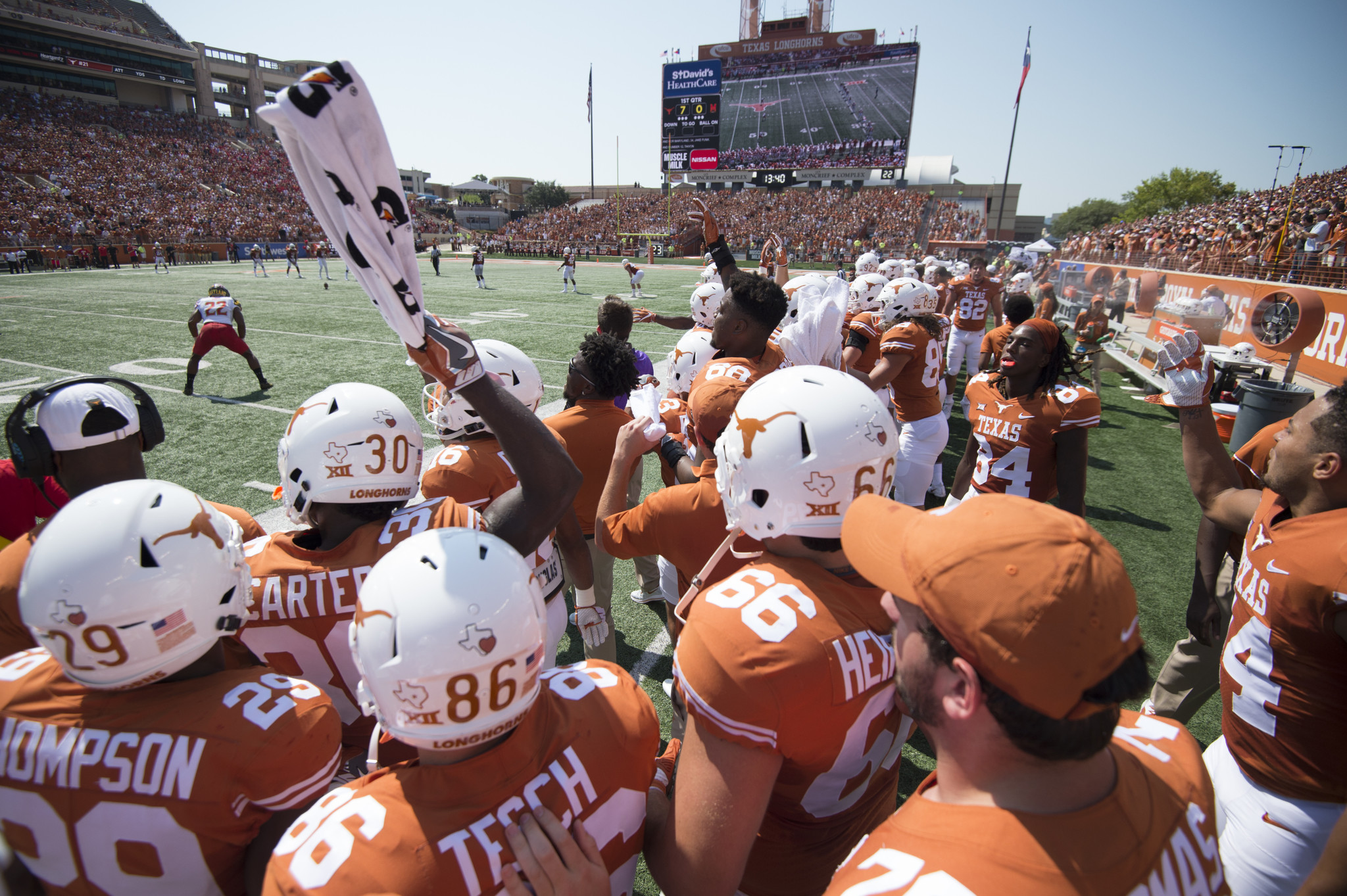 University of Texas selects ANC to upgrade video displays at Darrell K Royal – Texas Memorial Stadium